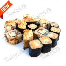 Сет из суши и роллов Mst krabs