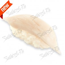 White тека суши